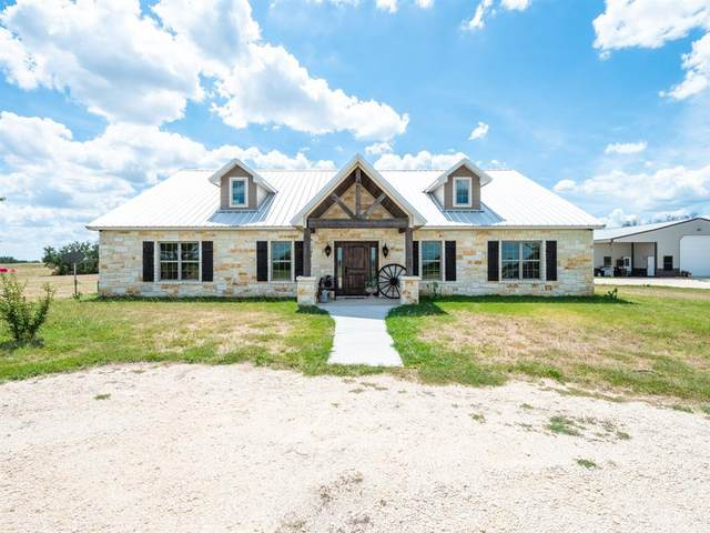 285 County Road 398, Stephenville, TX 76401 (MLS #14398578) :: Justin Bassett Realty