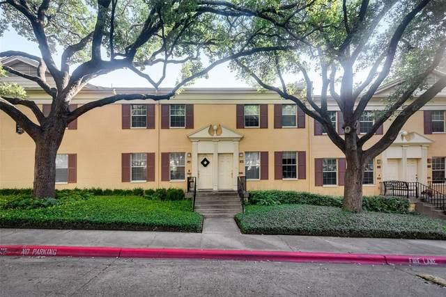 4749 Bradford Drive A, Dallas, TX 75219 (MLS #14398602) :: Results Property Group