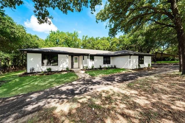 103 Oakwood Drive, Weatherford, TX 76086 (MLS #14398625) :: NewHomePrograms.com LLC