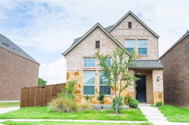 638 Ansley Way, Allen, TX 75013 (MLS #14398679) :: The Kimberly Davis Group