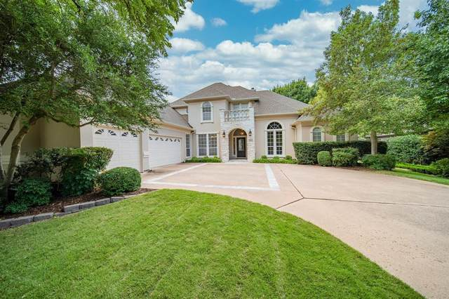 2621 Flameleaf Drive, Grapevine, TX 76051 (MLS #14398706) :: The Heyl Group at Keller Williams