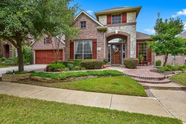 8059 Navisota Drive, Lantana, TX 76226 (MLS #14398709) :: Real Estate By Design