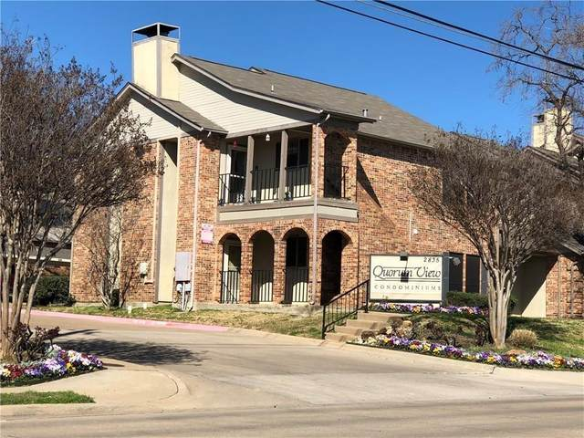 2835 Keller Springs Road #1202, Carrollton, TX 75006 (MLS #14398710) :: Results Property Group