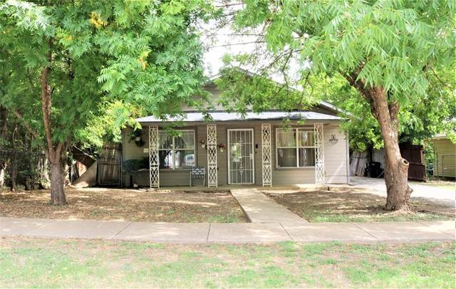 921 E Annie Street, Fort Worth, TX 76104 (MLS #14398719) :: The Heyl Group at Keller Williams
