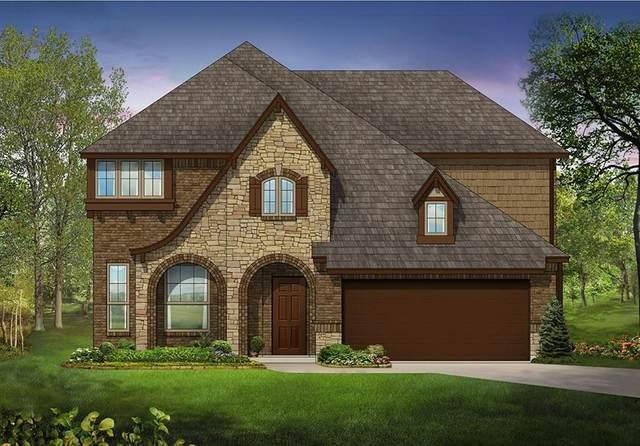 8901 Conroe Drive, Denton, TX 76226 (MLS #14398720) :: The Mitchell Group