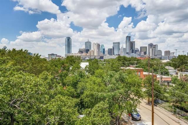 1815 Browder Street B, Dallas, TX 75215 (MLS #14398749) :: The Heyl Group at Keller Williams