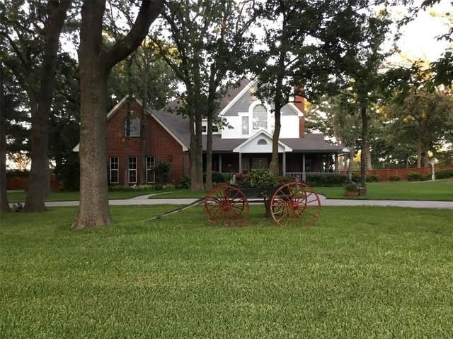 204 Meandering Way, Weatherford, TX 76086 (MLS #14398775) :: The Heyl Group at Keller Williams
