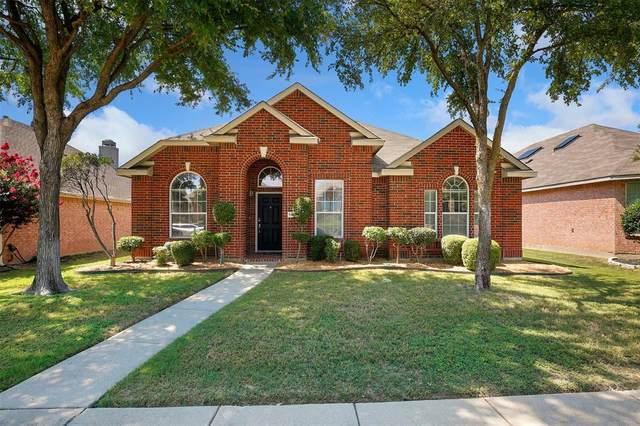 1412 Heather Brook Drive, Allen, TX 75002 (MLS #14398780) :: The Heyl Group at Keller Williams