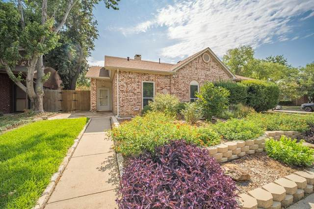 2902 Roxboro Road, Euless, TX 76039 (MLS #14398787) :: The Heyl Group at Keller Williams