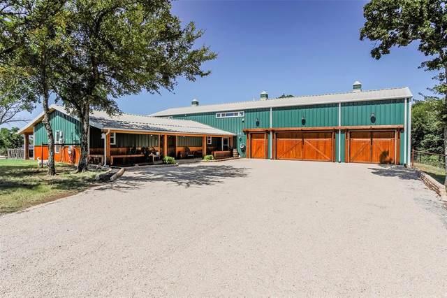 371 Ottos Drive, Valley View, TX 76272 (MLS #14398806) :: NewHomePrograms.com LLC
