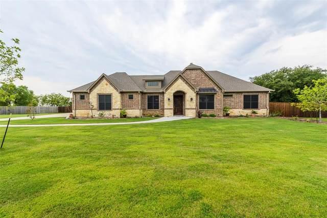 140 Pear Tree Lane, Collinsville, TX 76233 (MLS #14398833) :: The Heyl Group at Keller Williams