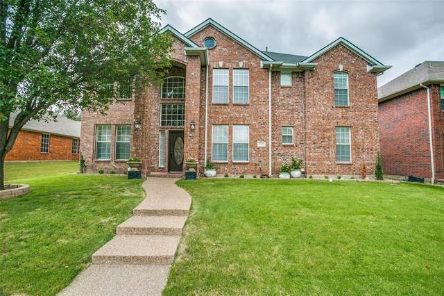 5549 Big River Drive, The Colony, TX 75056 (MLS #14398878) :: The Kimberly Davis Group