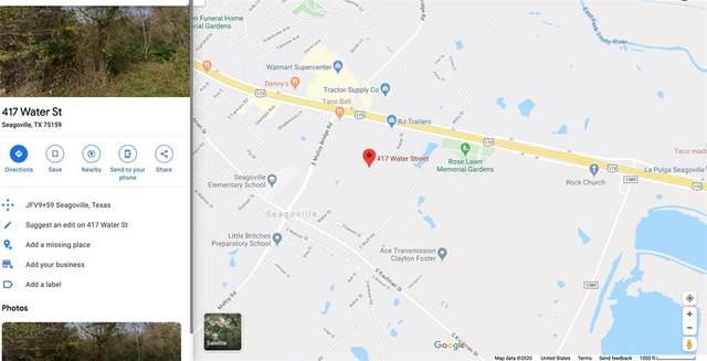417 Water Street, Seagoville, TX 75159 (MLS #14398938) :: Frankie Arthur Real Estate
