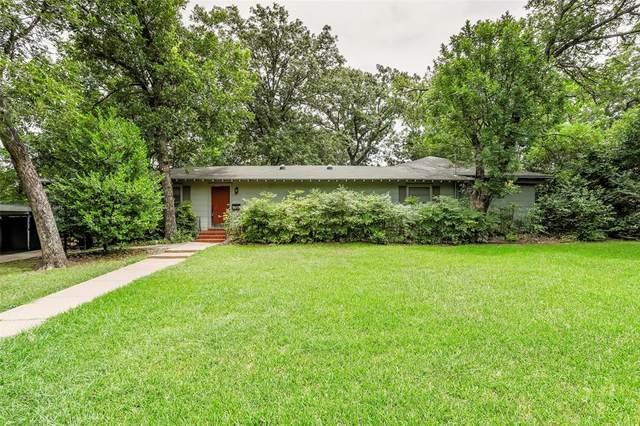 824 Ector Street, Denton, TX 76201 (MLS #14398945) :: Maegan Brest | Keller Williams Realty