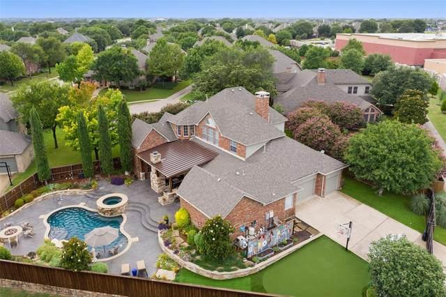 1218 Granger Drive, Allen, TX 75013 (MLS #14398967) :: The Kimberly Davis Group