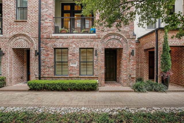 2138 Aylesport Drive, Dallas, TX 75201 (MLS #14398969) :: The Mitchell Group