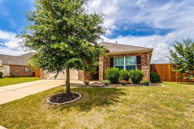 517 Bailer Drive, Crowley, TX 76036 (MLS #14399046) :: The Mitchell Group