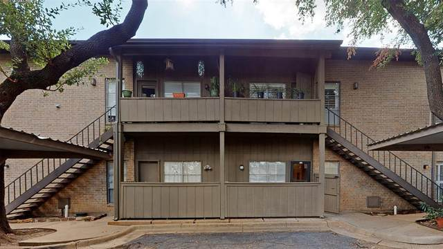 10431 High Hollows Drive #115, Dallas, TX 75230 (MLS #14399063) :: The Mitchell Group