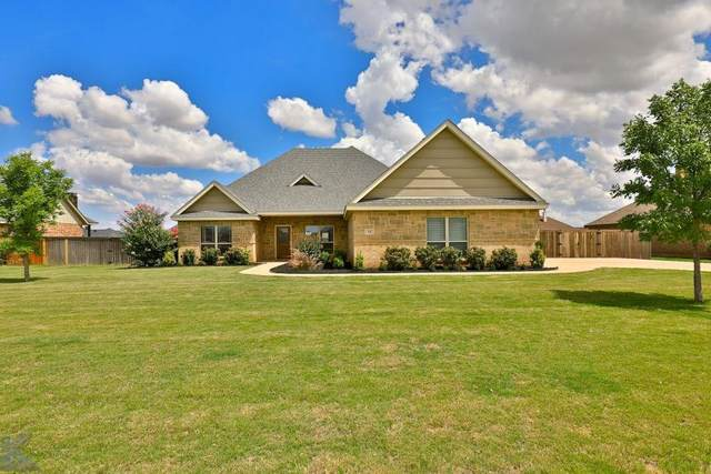 118 Kristi Path, Abilene, TX 79602 (MLS #14399087) :: Potts Realty Group