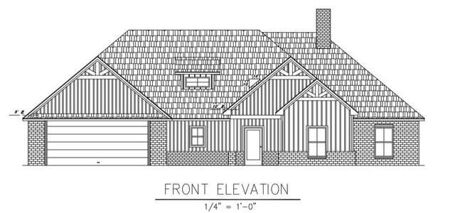 2143 Garrett Drive, Sulphur Springs, TX 75482 (MLS #14399114) :: The Hornburg Real Estate Group