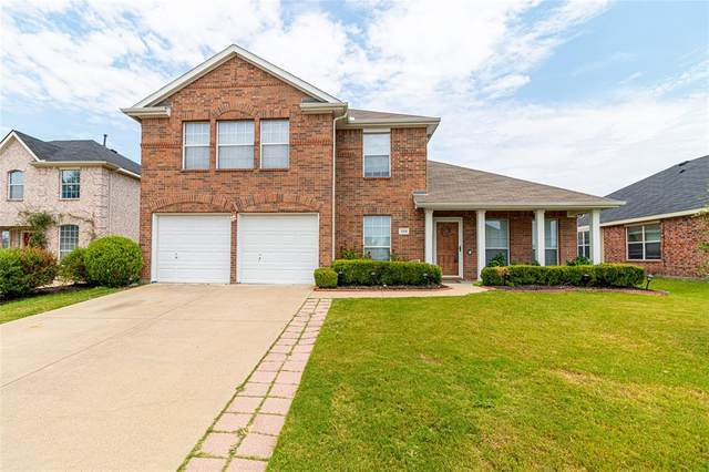 108 Lonesome Dove Lane, Forney, TX 75126 (MLS #14399137) :: The Heyl Group at Keller Williams