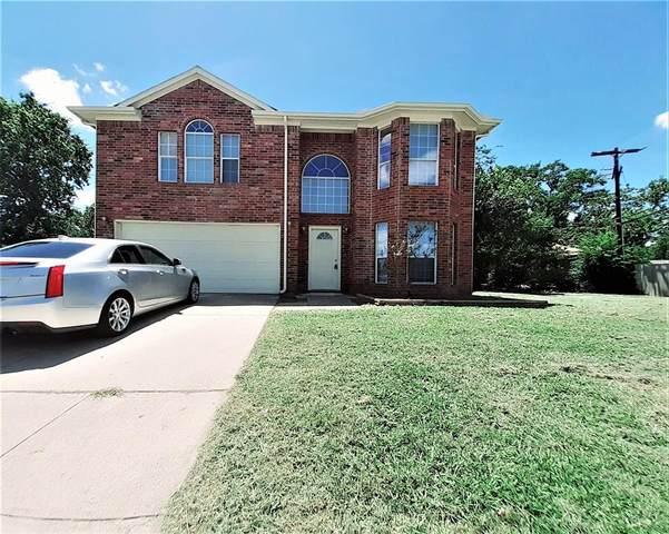 5025 Strummer Drive, North Richland Hills, TX 76180 (MLS #14399154) :: The Heyl Group at Keller Williams