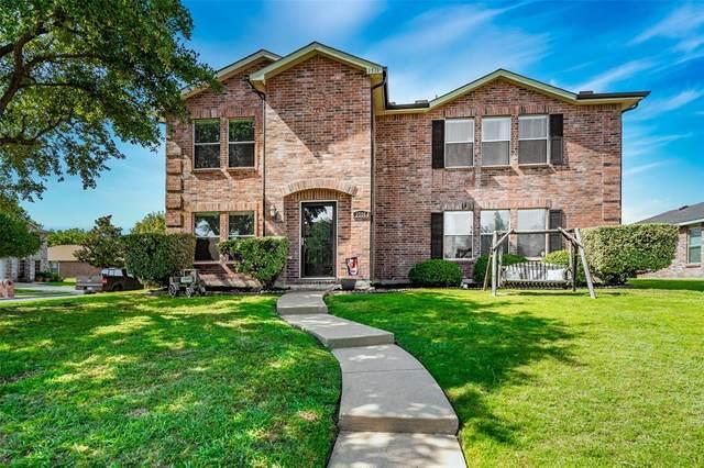 1516 Quail Meadow Drive, Wylie, TX 75098 (MLS #14399203) :: The Kimberly Davis Group