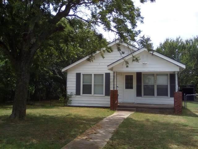 301 Bohrer Street, Southmayd, TX 76268 (MLS #14399222) :: The Heyl Group at Keller Williams