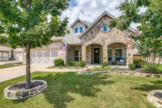 3020 Francesca Drive, Wylie, TX 75098 (MLS #14399322) :: The Kimberly Davis Group