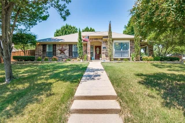 701 Duvall Boulevard, Highland Village, TX 75077 (MLS #14399328) :: Keller Williams Realty