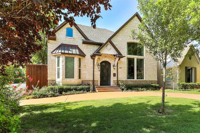 4084 Stanford Avenue, University Park, TX 75225 (MLS #14399343) :: Keller Williams Realty