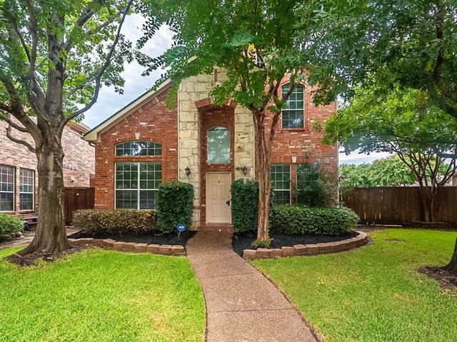 5485 Moonlight Lane, Frisco, TX 75036 (MLS #14399360) :: North Texas Team | RE/MAX Lifestyle Property