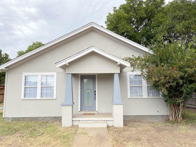 503 N Avenue F, Haskell, TX 79521 (MLS #14399376) :: Real Estate By Design
