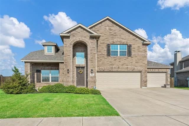 3203 Burwood Lane, Royse City, TX 75189 (MLS #14399391) :: RE/MAX Landmark