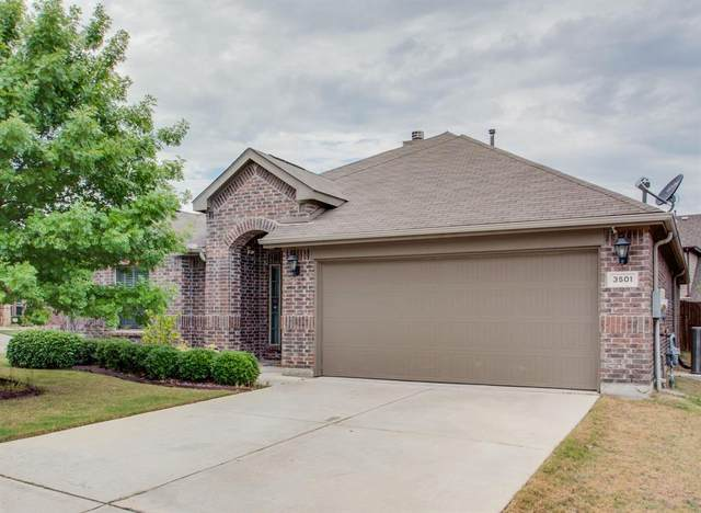 3501 Durango Root Court, Fort Worth, TX 76244 (MLS #14399443) :: Real Estate By Design