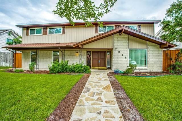 7811 La Cosa Drive, Dallas, TX 75248 (MLS #14399481) :: Frankie Arthur Real Estate