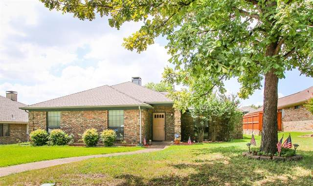 1700 Sutters Mill Drive, Carrollton, TX 75007 (MLS #14399486) :: The Heyl Group at Keller Williams