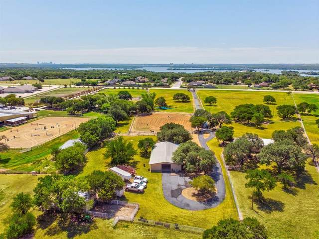9500 Confederate Park Road, Lakeside, TX 76108 (MLS #14399506) :: The Heyl Group at Keller Williams