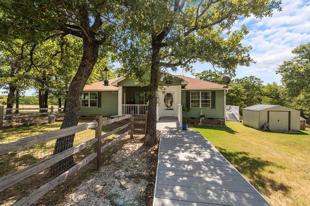 470 Private Road 3650, Paradise, TX 76073 (MLS #14399529) :: The Heyl Group at Keller Williams