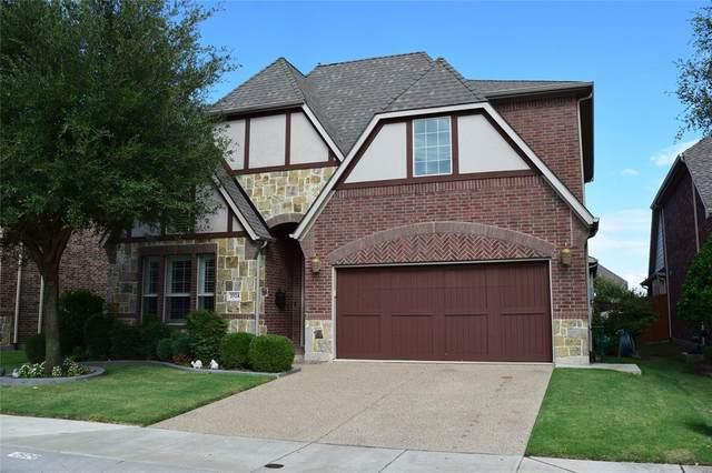 2524 Scotti Street, Lewisville, TX 75056 (MLS #14399543) :: The Kimberly Davis Group