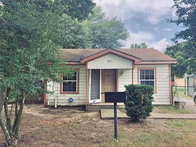 4025 Forest Lawn Drive, Balch Springs, TX 75180 (MLS #14399554) :: Frankie Arthur Real Estate