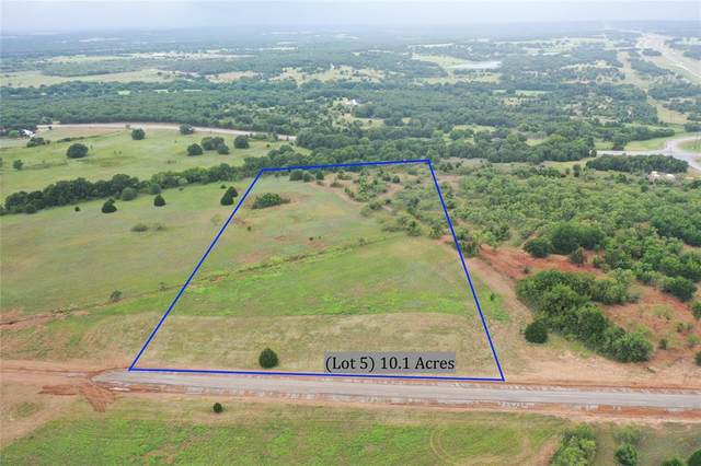 Lot 5 Sunset Ridge, Sunset, TX 76270 (MLS #14399611) :: Feller Realty