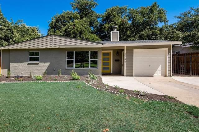 6742 Hialeah Drive, Dallas, TX 75214 (MLS #14399612) :: The Good Home Team