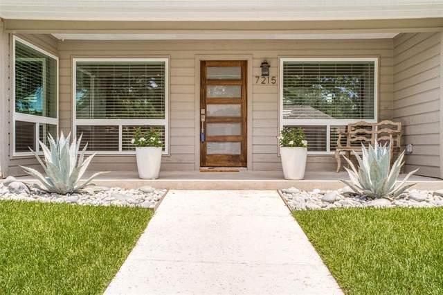 7215 Crooked Oak Drive, Dallas, TX 75248 (MLS #14399623) :: Maegan Brest   Keller Williams Realty
