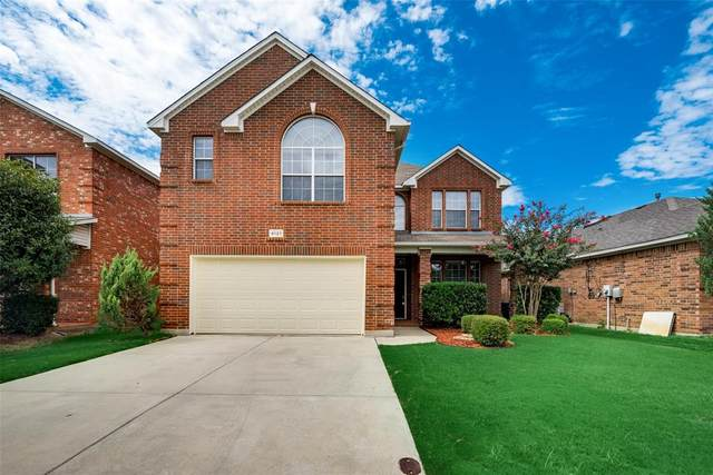 4121 Ellenboro Lane, Fort Worth, TX 76244 (MLS #14399625) :: The Heyl Group at Keller Williams