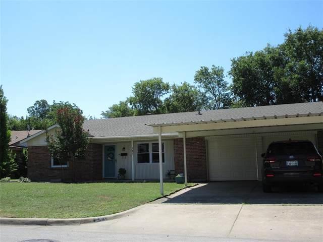 241 Hialeah Park Street, Saginaw, TX 76179 (MLS #14399634) :: The Heyl Group at Keller Williams