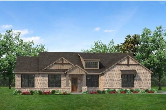 124 County Road 240, Valley View, TX 76272 (MLS #14399645) :: Trinity Premier Properties