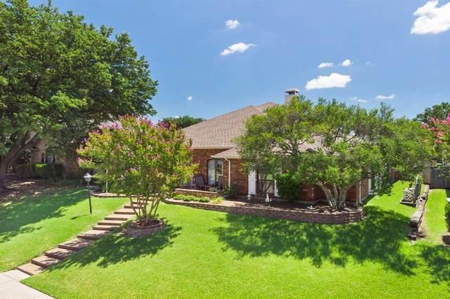 1310 Royal Palm Lane, Carrollton, TX 75007 (MLS #14399690) :: Hargrove Realty Group