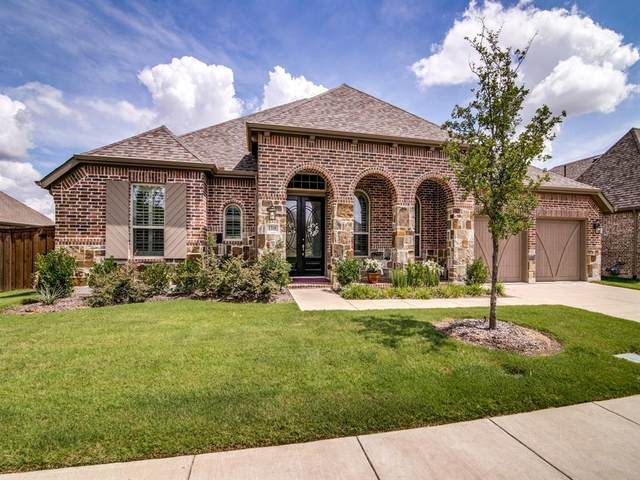 1318 Prato Avenue, McLendon Chisholm, TX 75032 (MLS #14399711) :: Frankie Arthur Real Estate