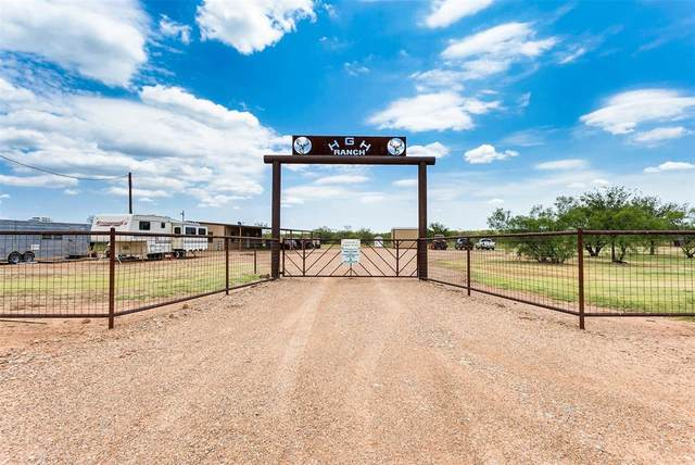2140 County Road 16, Dodson, TX 79230 (MLS #14399732) :: The Heyl Group at Keller Williams